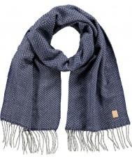 Barts 2918003 Man Carson delft blå scarf