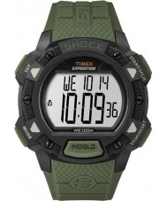 Timex TW4B09300 Mens expedition grön harts rem klocka