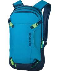 Dakine 10001470-BLUEROCK-81X Heli pack 12l ryggsäck