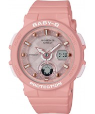 Casio BGA-250-4AER Ladies baby-g-klocka