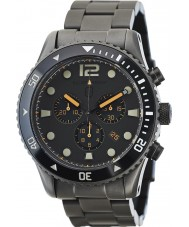 Elliot Brown 929-004-B05 Mens bloxworth grå ip stål chronographklockan