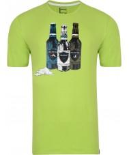 Dare2b Herreflaska limegrön t-shirt
