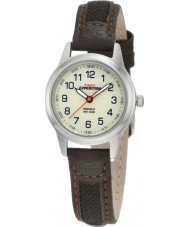 Timex T41181 Damer expedition klassiska analoga klockan