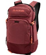 Dakine 10001480-BURNTROSE Heli pro 12l ryggsäck