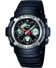 Casio AW-590-1AER Mens g-shock kronograf sportklocka