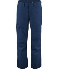 Oneill Man konstruerar bläckblå byxor