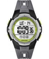 Timex TW5M06700 Mens maraton svart harts rem klocka