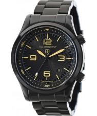 Elliot Brown 202-002-B04 Mens Canford svart ip stål armband klocka