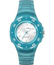 Timex TW5M06400 Ungar maraton blå harts rem watch
