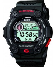 Casio G-7900-1ER Mens g-shock g-räddning svart klocka