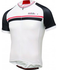 Dare2b DMT111-90090-XXL Man AEP krets vit jersey t-shirt - storlek XXL