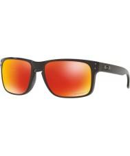 Oakley Oo9102 55 f1 holbrook solglasögon