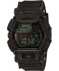 Casio GD-400MB-1ER Mens g-shock mattsvart plast rem klocka