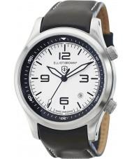 Elliot Brown 202-005-L02 Mens Canford svart läderrem klocka