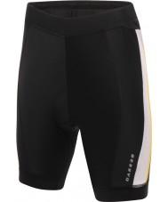 Dare2b DMJ300-80040-XS Mens blidka svart cykel shorts - storlek XS (28)