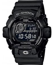 Casio GR-8900A-1ER Mens g-shock världstid svart soldriven klocka