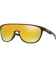 Oakley Oo9318-06 trillbe mattsvart - 24k iridium solglasögon