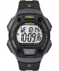 Timex TW5M09500 Mens ironman svart harts rem klocka