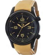 Elliot Brown 202-008-L04 Mens Canford tan läderrem watch