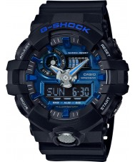 Casio GA-710-1A2ER Mens g-shock klocka