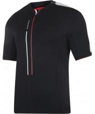Dare2b DMT134-80040-XS Mens astir svart jersey t-shirt - storlek XS