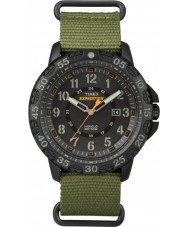 Timex TW4B03600 Mens expedition gallatin grön nylonband watch