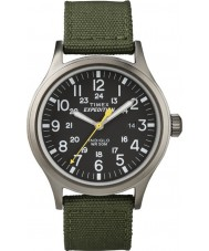 Timex T49961 Mens expedition spana grön klocka