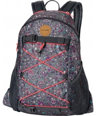 Dakine 08130060-WALLFLWRII Wonder 15l ryggsäck