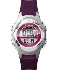 Timex TW5M11100 Damer marathon lila harts rem watch