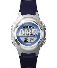 Timex TW5M11200 Damer maraton blå harts rem watch