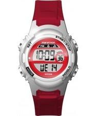 Timex TW5M11300 Damer marathon rött harts rem watch
