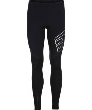 Newline 11439-060-M Mens komprimering svarta tights - Storlek M
