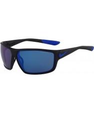 Nike Ev0867 tändnings r svart tenn solglasögon