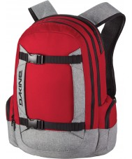 Dakine 10000761-RED Mission 25l ryggsäck
