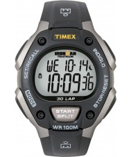 Timex T5E901 Svart ironman 30 varv full storlek sport klocka