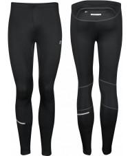 Newline 14442-060-M Mens bas torr n komfort svarta tights - Storlek M