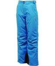 Dare2b DKW033-3PAC03 Barn helomvändning blå rev snö byxor - 3-4 år