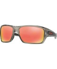 Oakley Oo9263 63 10 turbin solglasögon