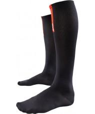 2XU Ladies PWX svart kompression strumpor för återhämtning
